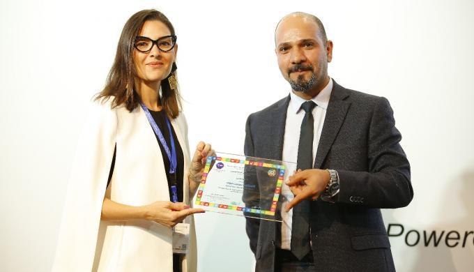 جهينة تشارك بفعاليات النسخة الثالثة من الأسبوع العربي للتنمية المستدامة