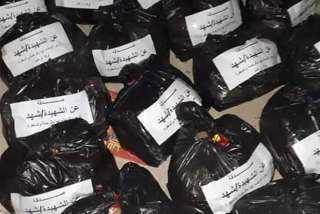 عمرة وألف شنطة مواد غذائية صدقة على روح الطالبة شهد أحمد