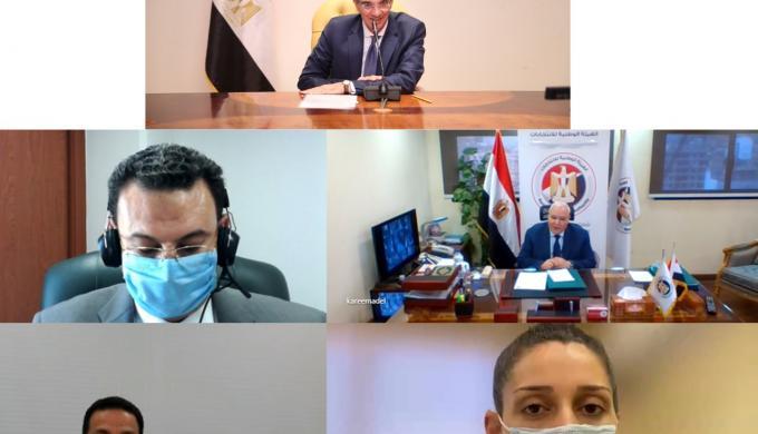 """"""" الاتصالات"""" تطور البنية الأساسية والمعلوماتية للهيئة الوطنية للانتخابات"""