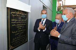 عمرو طلعت :افتتاح ٣٧ مكتب بريد اليوم في 16 محافظة مختلفة بعد تطويرهم
