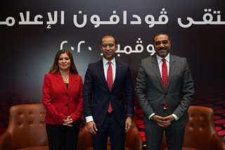 محمد عبد الله : 540 مليون دولار قيمة الترددات الجديدة التى حصلت عليها فودافون مصر