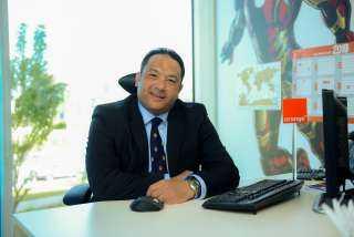 """هشام مهران : """" اورنج مصر """" حققت نسبة نمو 7 % بعد عشر سنوات من الخسائر وحجم استثماراتها تجاوز 65 مليار جنيه"""