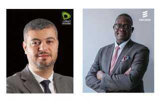 """"""" اتصالات مصر"""" تتعاون مع إريكسون لتعزيز قدرات شبكة الجيل الخامس الرئيسية"""