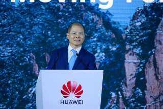 """"""" إريك شو"""" : هواوي ستطبق 5 مبادرات استراتيجية لتعزيز نطاق الأعمال"""