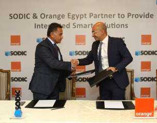 """"""" اورنچ مصر """"  توقع اتفاقية تعاون مع سوديك لتقديم منظومة متكاملة للحلول الذكية بكافة مشاريعها"""