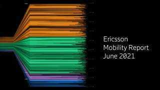""""""" إريكسون"""" : أكثر من نصف مليار اشتراك في شبكات الجيل الخامس بنهاية عام 2021"""